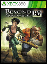 Beyond Good & Evil HD jaquette
