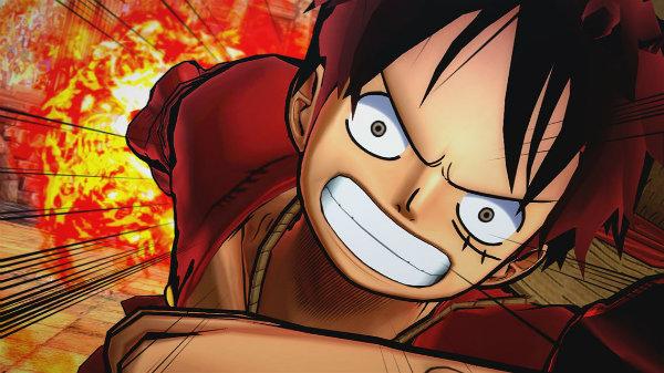 One Piece Burning Blood 01
