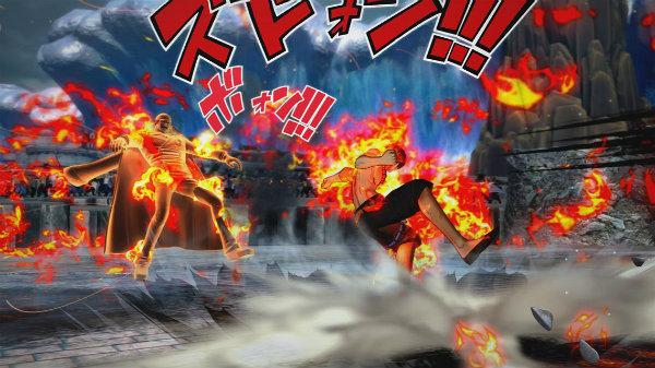 One Piece Burning Blood 02