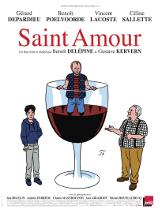 Saint Amour Affiche