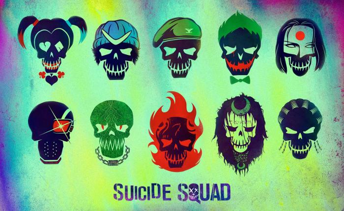Suicide Squad Une
