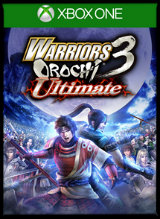 WARRIORS OROCHI 3 Ultimate jaquette one