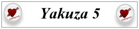Yakuza 5 titre