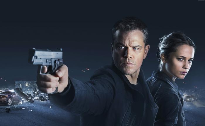 Jason Bourne Une