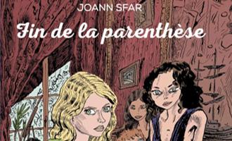Fin de la parenthèse de Joann Sfar chez Rue de Sèvres