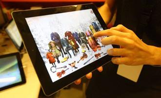 Meet-up 'Classique et numérique' avec Sonic Solveig au 104factory
