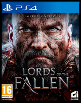 Lords of the fallen jaquette