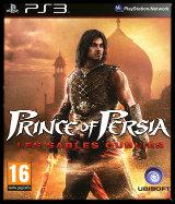 Prince of Persia Les sables oubliés jaquette