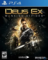 Deus Ex : Mankind Divided : de Tom Clancy au Cyberpunk