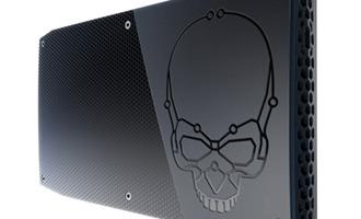 Intel NUC Skull Canyon : le mini-PC dédié aux gamers
