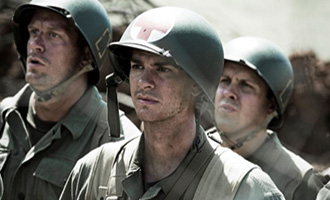 Tu ne tueras point de Mel Gibson avec Andrew Garfield et Vince Vaughn