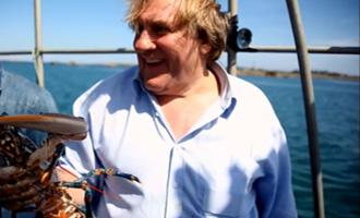 A pleines dents, le road-trip culinaire avec Gérard Depardieu