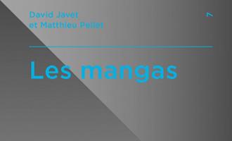 Les Mangas de David Javet et Matthieu Pellet chez ActuSF