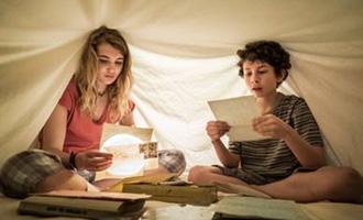 L'histoire de l'Amour de Radu Mihaileanu avec Derek Jacobi et Sophie Nélisse