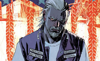 Sons of Anarchy Tome 3 d'Ed Brisson et Damian Couceiro chez Ankama