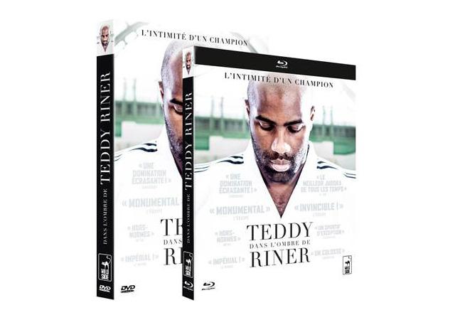 Dans l'intimité d'un champion : Teddy Riner sort en DVD et Blu-ray le 1er décembre