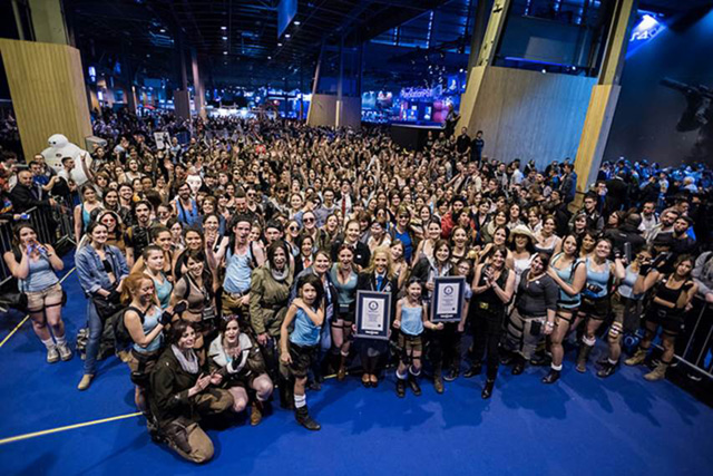 Tomb Raider s'offre deux Guiness World Records exceptionnels