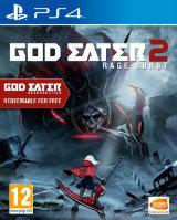 Retour sur God Eater 2 Rage Burst : Monstrueux !