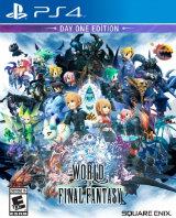 World of Final Fantasy : Souvenirs d'enfance !