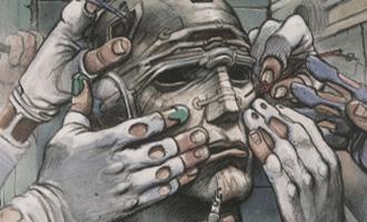 Exterminateur 17 de Jean-Pierre Dionnet, Enki Bilal et Igor Baranko chez Casterman