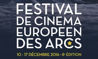 Le Festival de Cinéma Européen des Arcs du 10 au 17 décembre 2016