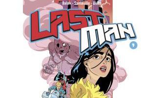 Lastman - Tome 9 de  Balak, Michaël Sanlaville et Bastien Vivès chez Casterman