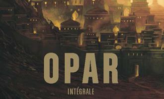 Opar - Intégrale de Philip José Farmer chez Mnémos