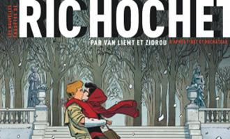 Les Nouvelles Enquêtes de Ric Hochet Tome 2 de Zidrou et Simon Van Liemt chez Le Lombard