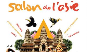 Voyage gustatif les 10 et 11 décembre au Salon de l'Asie de Lyon