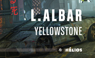 Yellowstone de L. Albar aux Editions Mnémos