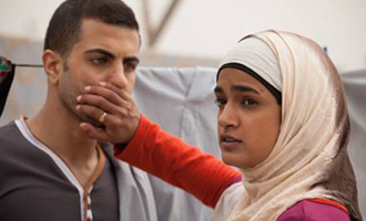 Tempête de sable d'Elite Zexer avec Lamis Ammar et Ruba Blal