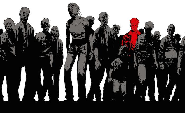 Comics en vrac letter 44 t4 walking dead prestige t1 - Livre de poche walking dead ...