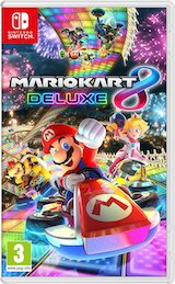 Mario Kart 8 Deluxe : In-Con-Tournable !