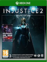 Injustice 2 : la baston et les comics