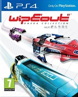 WipEout Omega Collection : No speed limit !