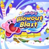 Kirby's Blowout Blast : Un petit dessert rose