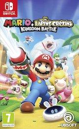 Mario + The Lapins Crétins Kingdom Battle : Bienvenue à X-Com Mario-Lapin Land !