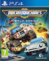 Micro Machines World Series : les petites voitures ont un coup de mou