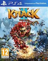 Retour sur Knack 2 : l'arcade sympa pour les plus jeunes