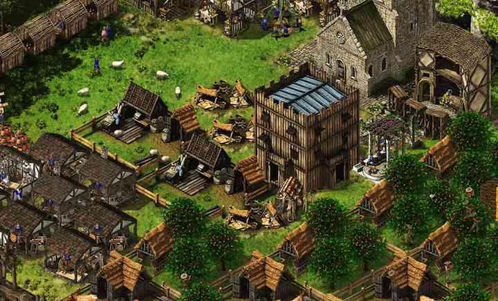 Stronghold Stronghold Stronghold Kingdoms : la version mobile entre nos pattes (Mobiles ab97cb