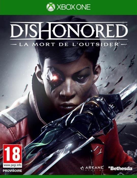 Dishonored : la mort de l'outsider, le meilleur pour la fin