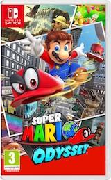 Super Mario Odyssey : Lune-mi-neux !