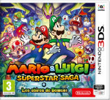 Mario & Luigi – Superstar Saga + Les Sbires de Bowser : Un épisode à (re)faire !