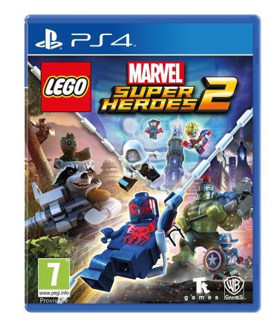 Lego Marvel Super Heroes 2 : Stop ou encore ?