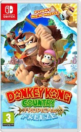 Donkey Kong Country – Tropical Freeze : Le retour du plateformer exigeant !