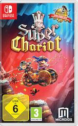 Super Chariot : Un voyage turbulent