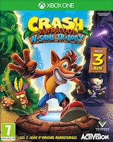 Crash Bandicoot N. Sane Trilogy : Trois fois plus de Crash, trois fois plus dur ?