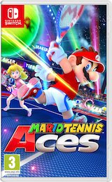 Mario Tennis Aces : plus technique