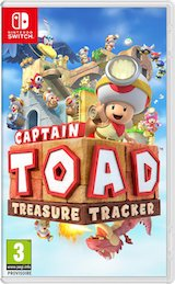 Captain Toad – Treasure Tracker : Le retour du Puzzle Game ingénieux !