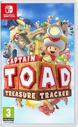 Captain Toad – Treasure Tracker : Le retour du Puzzle Game ingénieux !